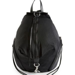 $145 REBECCA MINKOFF Julian Nylon Backpack Bag